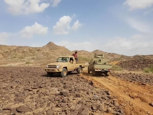 الجيش يحبط هجوماً للمليشيا باتجاه المجمع الحكومي في الجوف