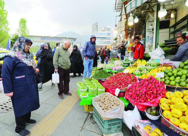 اقتصاد إيران المتهاوي على شفير كارثة حقيقية