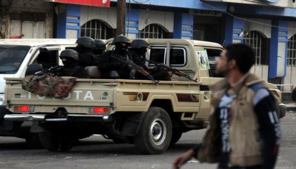 خطير.. شاهد ما الذي يقوم به الحوثيون في العاصمة صنعاء