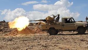 مصرع 5 من مليشيا الحوثي بنيران الجيش غرب الجوف