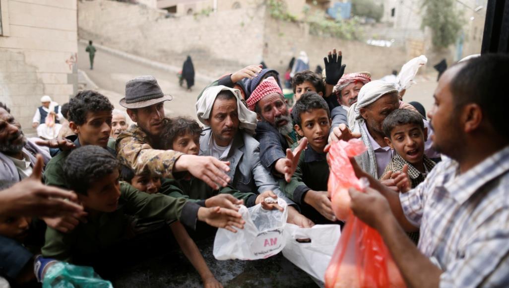 أي لعنة حلت على اليمنيين.. بسبب الحرب العبثية لمراهق الكهف : 10 ملايين يمني يعانون من الجوع الشديد