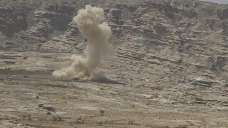 القوات الحكومية تحرّر مواقع جديدة في البقع بصعدة