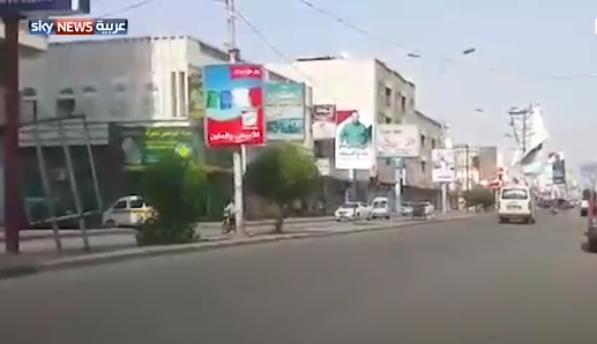 شاهد (الصورة ) التي التقطت من احد شوارع الحديدة وفجرت سخط وغضب قيادة جماعة الحوثي !