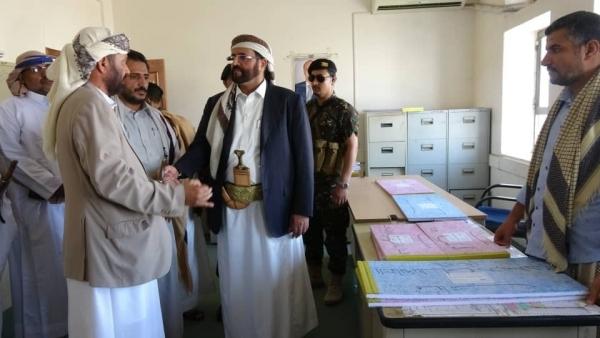 العرادة يوجه بإنشاء مبنى لمركز المعلومات والأرشيف لمكتب الخدمة المدنية