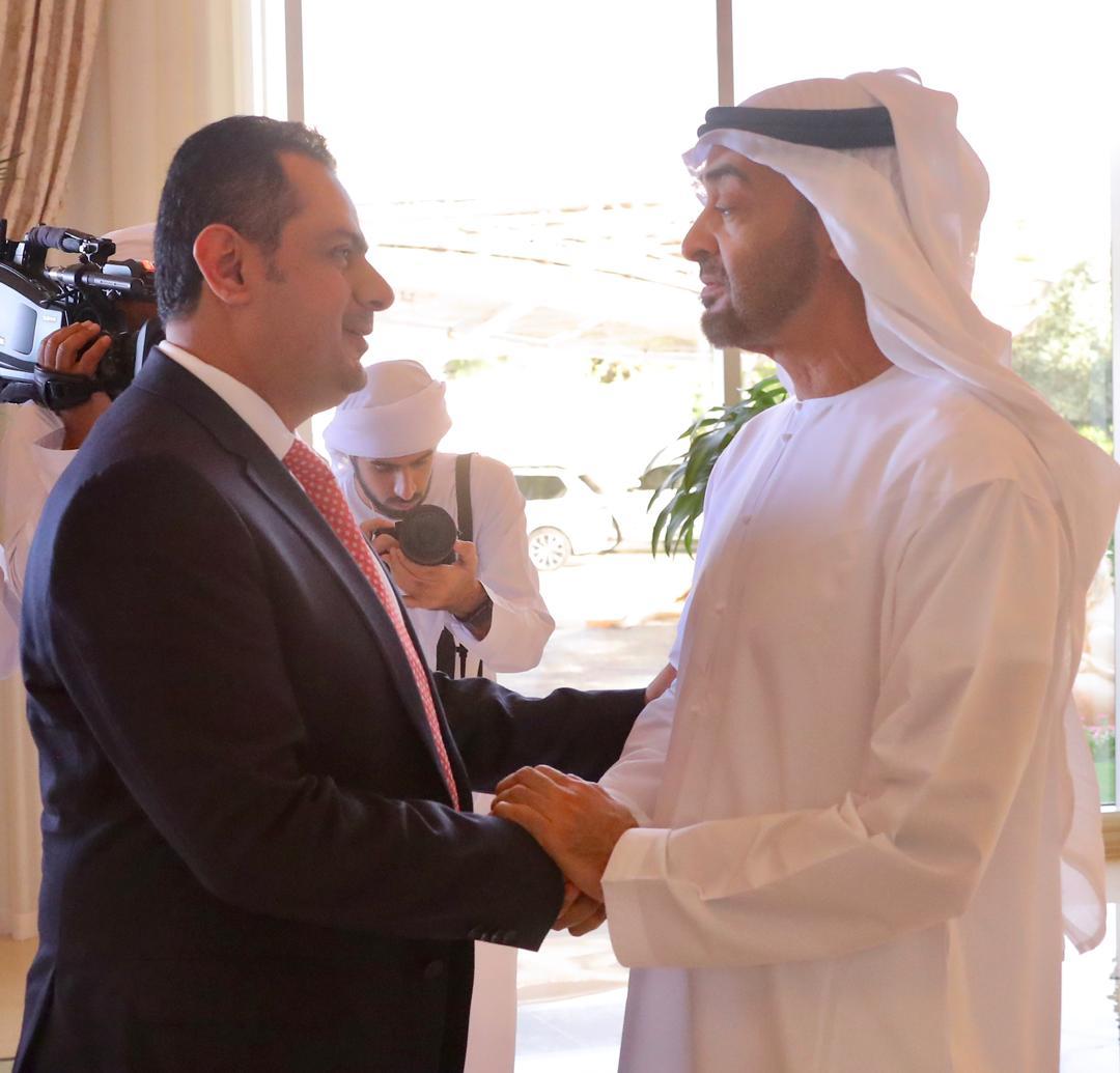 رئيس مجلس الوزراء: ناقشت مع ولي عهد أبوظبي جملة من الملفات الهامة وآفاق العمل المشترك وتطوير التعاون والشراكة