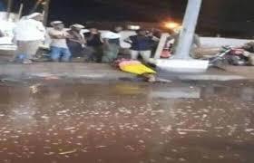 وفاة شاباً في عدن جراء الأمطار التي شهدتها المدينة