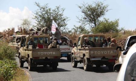 قوات الجيش تستعيد مواقع سيطر عليها الحوثيون في الضالع