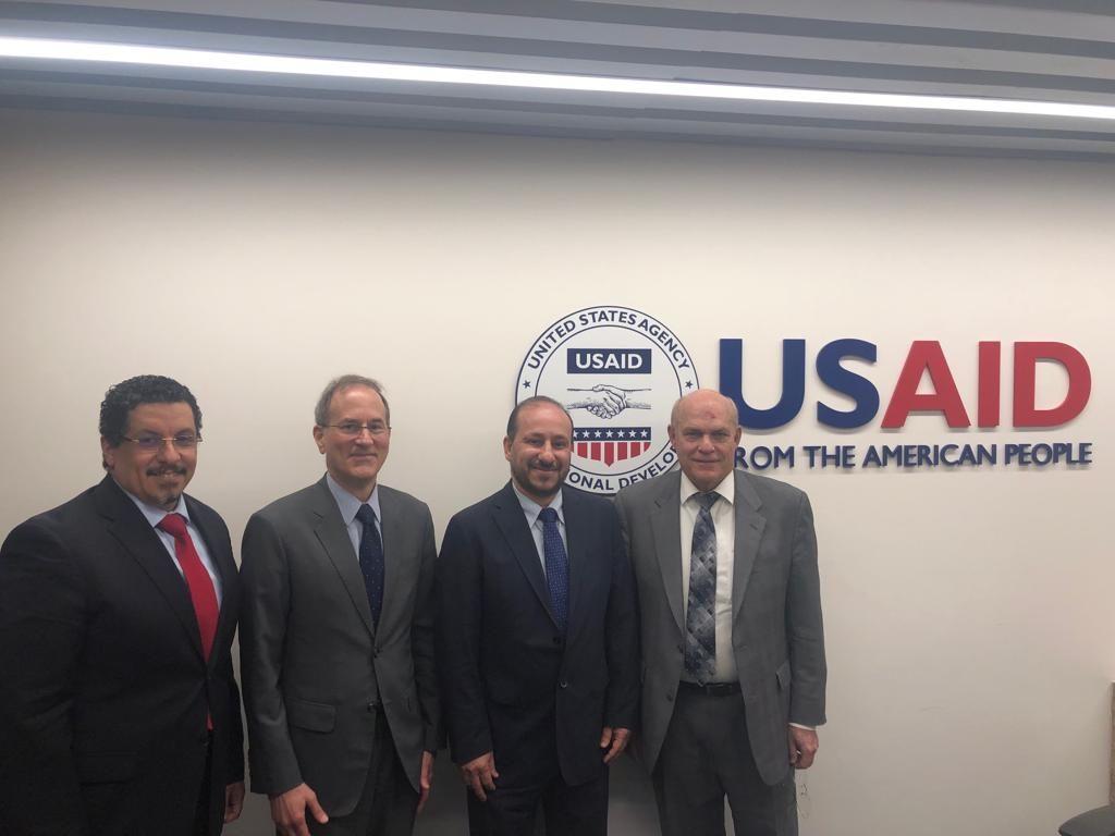 الوكالة الأمريكية للتنمية الدولية تقدم لليمن محفظة مشاريع بقيمة 149 مليون دولار