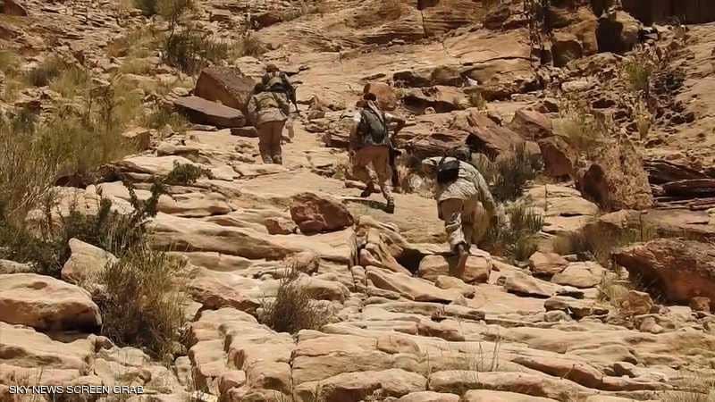 سقوط جبل استراتيجي بيد الجيش في كتاف صعدة