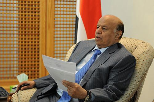 ورد الان..الرئيس هادي يعلن عن انفراجة جديدة في الأزمة اليمنية ويزف البشرى التي طال انتظارها .. شاهد ماذا قال؟