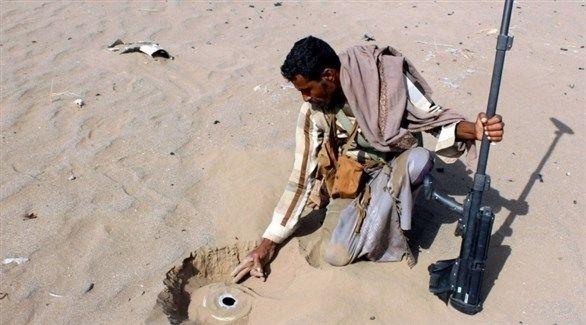 ألغام الحوثيين تقتل مدنيين شرق الحديدة
