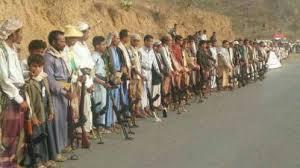 قائد مقاومة حجور : أحرقنا عددا من مدرعات الحوثيين المنهوبة ودسنا غطرستهم وهمجيتهم وعدوانهم تحت أقدامنا