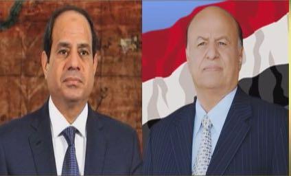 رئيس الجمهورية يعزي نظيره المصري في ضحايا حادثة القطار